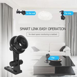 Image 5 - אלחוטי מיני WiFi מצלמה 720P HD וידאו חיישן אינפרא אדום ראיית לילה זיהוי תנועת מצלמת וידאו בייבי מוניטור אבטחת בית