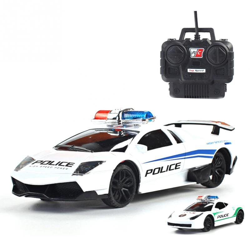 4 CH Wireless Remote Control Truck Vehicle Kids Toy Gift 1 24 RC Car