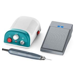 "Image 1 - 90 W 50000 סל""ד Brushless מנוע חשמלי נייל מקדחת מכונת רפואת שיניים מעבדה ירקן גילוף מניקור חנות לטש ציוד"