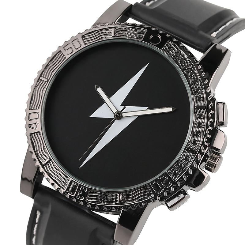 Quartz Watches Unique Black Literal Flash Light Gear Dial Rubber Creative Sports Men's Dress Watch 2018 Luxury Brand смарт часы samsung gear s2 black