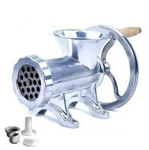 Household manual meat grinder meat grinder enema machine multifunctional meat grinder