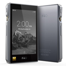 FIIO X5S 64GB X5 3nd Gen Upgraded version Android based WIFI Bluetooth APTX Portable mp3 Player with 64G built in Storage