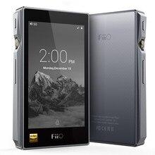 FIIO X5S 64GB X5 3nd Gen نسخة مطورة تعمل بنظام الأندرويد واي فاي بلوتوث APTX مشغل mp3 المحمولة مع تخزين 64G المدمج