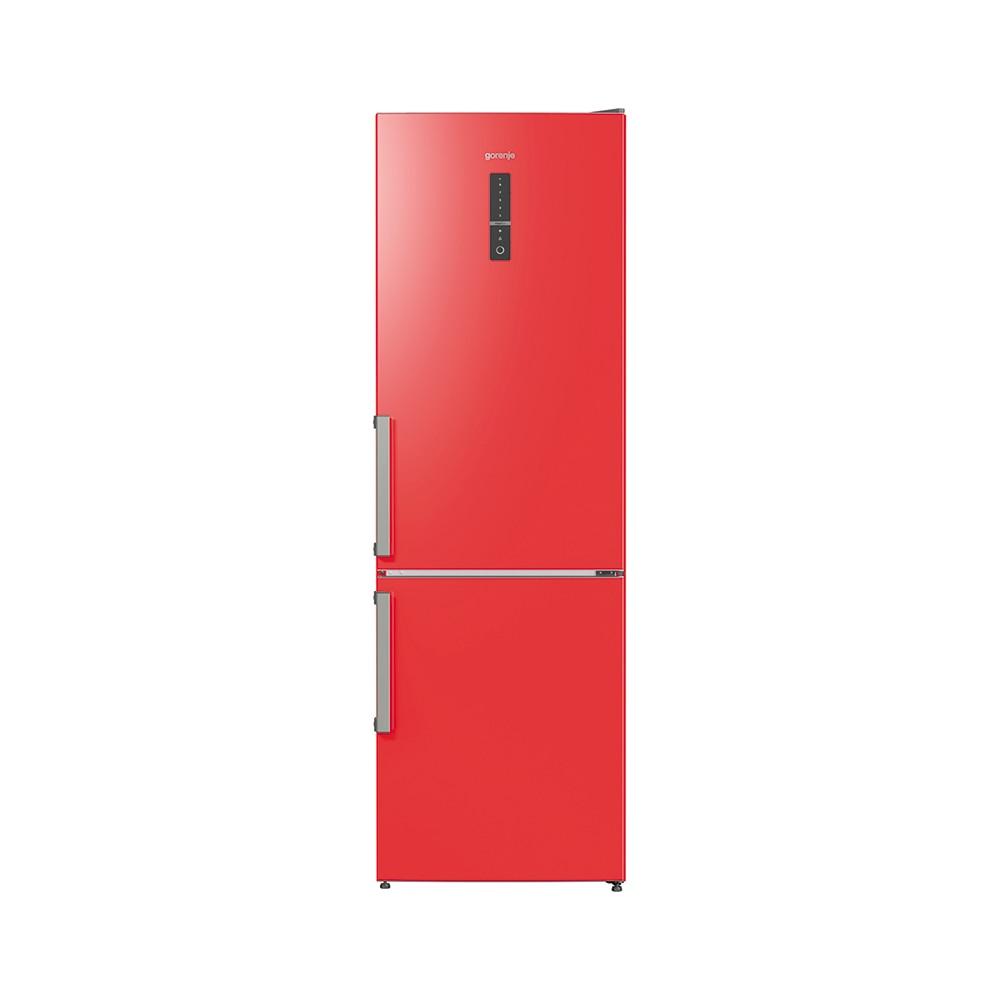 Фото - Refrigerators Gorenje NRK6192MRD Home Appliances Major Appliances Refrigerators & Freezers Refrigerators myofunctional appliances