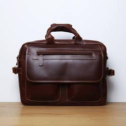 LAN Бесплатная доставка Для мужчин кожаные Портфели s сумка сумочка, Для мужчин Дорожные сумки компьютер Бизнес мешок, Портфели