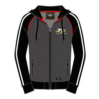 96291fe2b Free Shipping 2018 MOTO GP TT Racing Sweatshirts For Suzuki YAMAHA Team  Ecstar Full Zip Hoodies