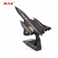 kids toys 1:144 USA 1971 lockheed YF-12 Wikipedia Blackbird Airplane Model Toys model Toy for Collection new year gift