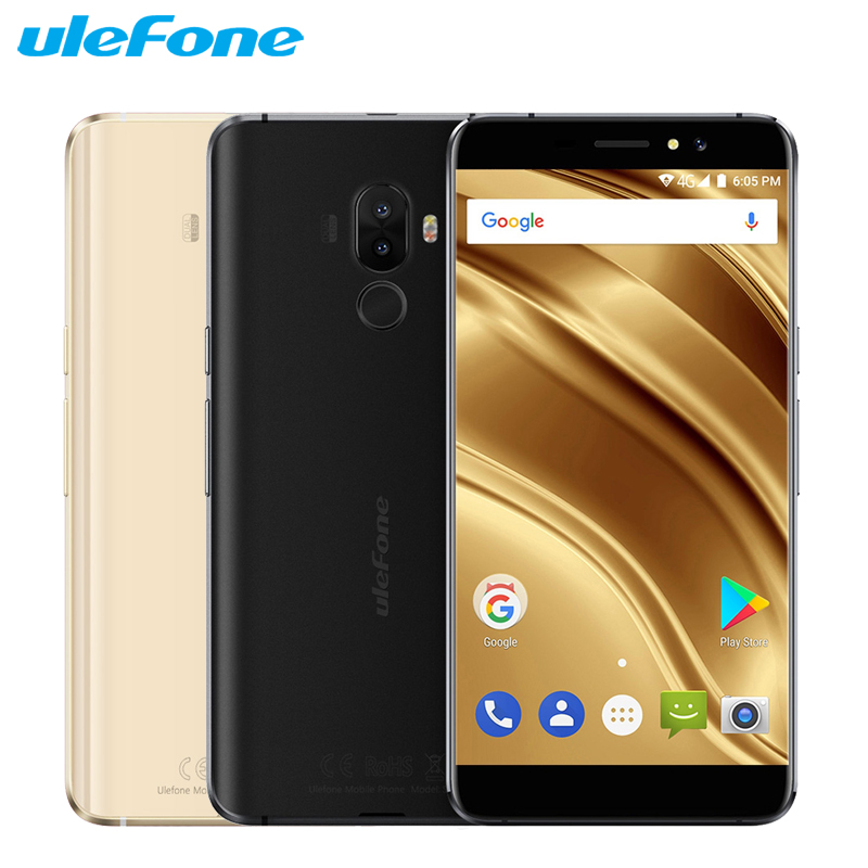 "Original Ulefone S8 Pro Mobile Phone 5.3"" Screen 2GB RAM 16GB MTK6737 Quad Core Android 7.0 Dual Rear Cameras 3000mAh Smartpone"
