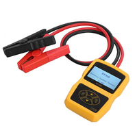 Upgraded 12V Automative Battery Load Tester CCA 100 2400 Bad Cell Test for Regular Flooded Auto Cranking and Charging System D|Battery Accessories| |  -