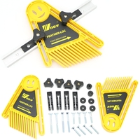 Woodwork DIY Tool Multi Purpose Double Featherboards For Table Miter Saws Router