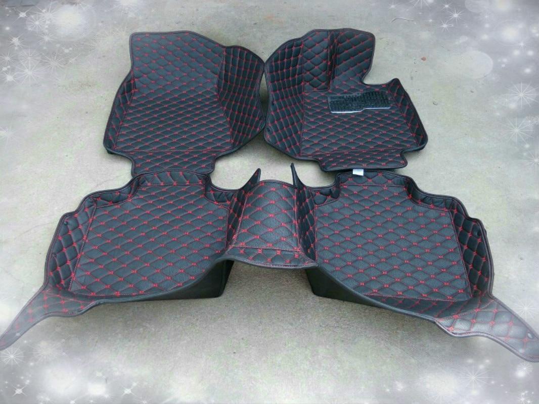 Full Cover Right Hand Steering RHD Carpet Durable Special Car Floor Mats For Chery QQ QQ3 QQ6 A1 E3 A3 A5 TIGGO 3 5 3X 5X 7
