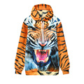 Cool! 3D Print Tiger Stripes Graphic Hoodies Women/Men Long Sleeve Pullovers Casual Sweatshirt Moletom Outerwear Tops Outfits