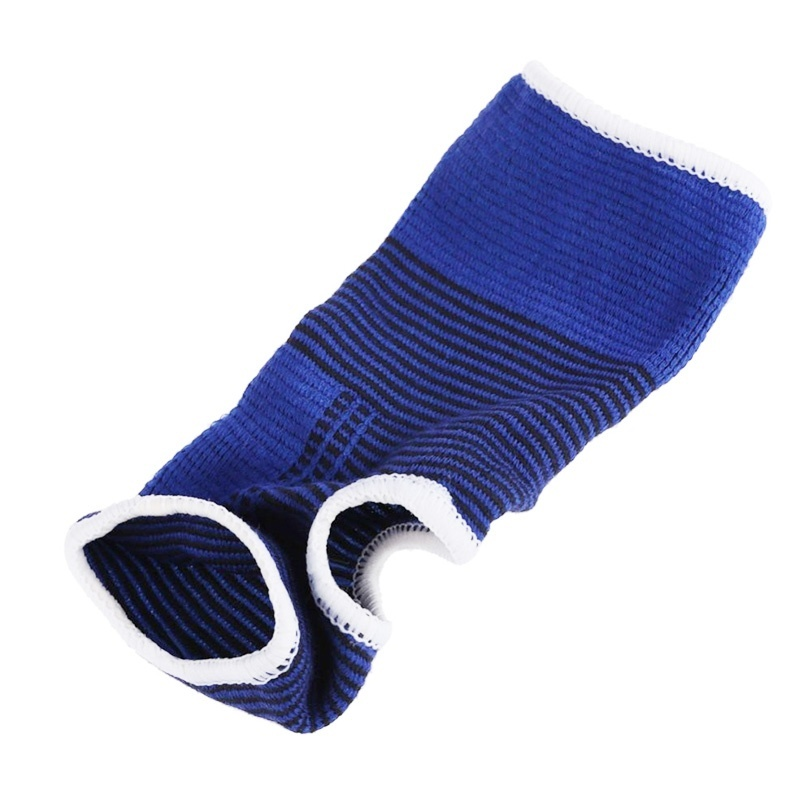4c8c58f00771 Hot 2 X Elastic Ankle Brace Support Band Sport Gym Protects Therapy Sport  Necessary Comfortable Ankle Support High Quality-in Ankle Support from  Sports ...