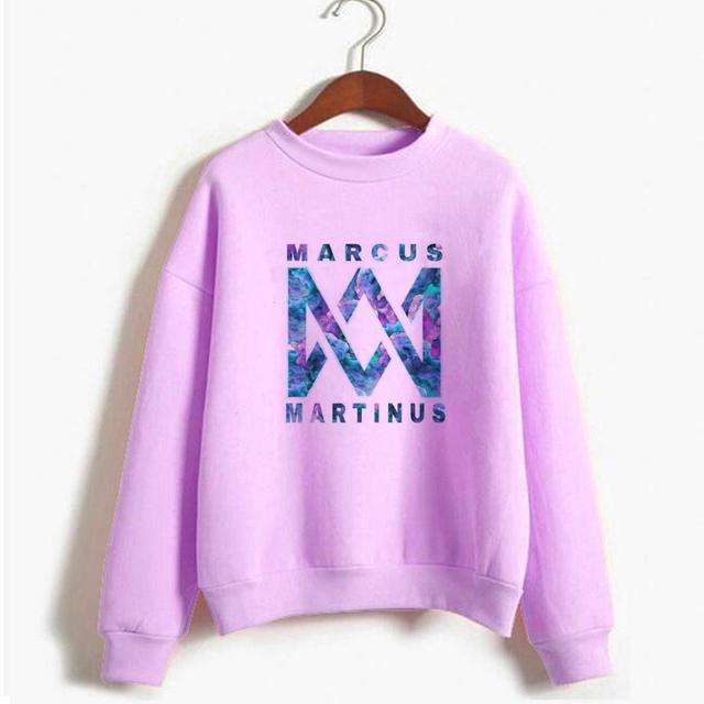 MARCUS & MARTINUS SWEATSHIRT (22 VARIAN)