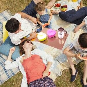 Image 5 - Outdoor Klaptafel Camping Aluminium Picknicktafel Mini ultralichte Duurzaam Klaptafel Bureau voor Picknick Outdoor Gereedschap