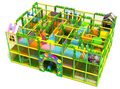 CE Certified Indoor Playground Equipment Nontoxic Children Indoor Naughty Castle Top Quality Soft Play System HZ-5511b