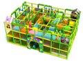 Certificado CE interior equipamentos de Playground atóxico crianças interior impertinente castelo HZ-5511b sistema de jogo macio de alta qualidade