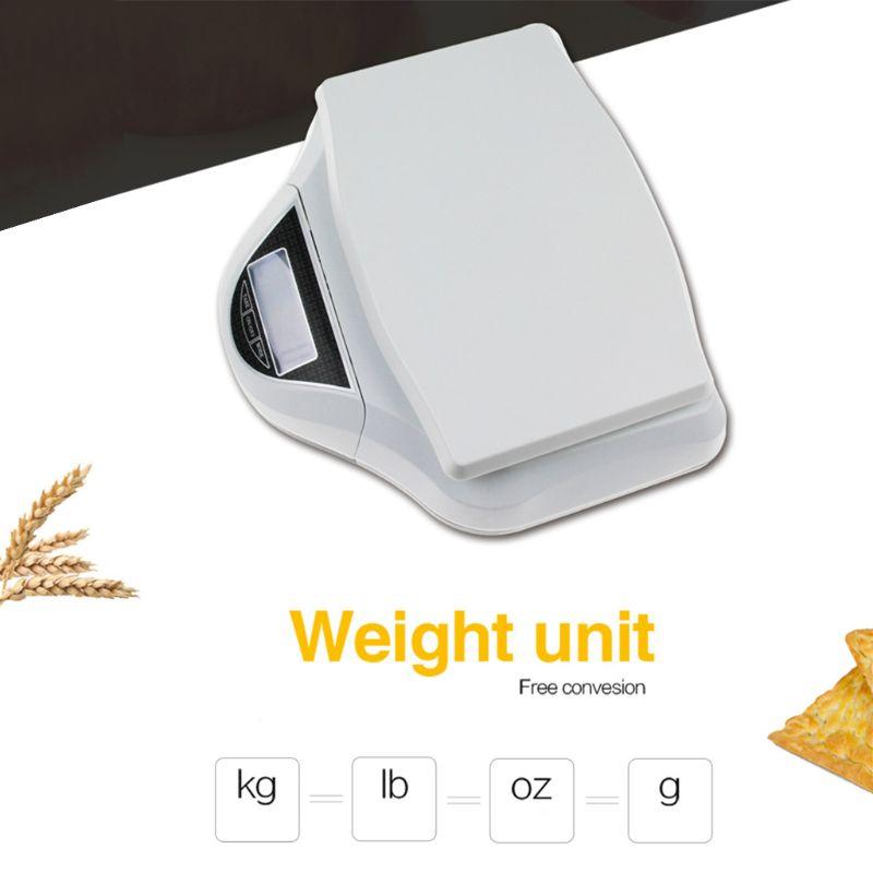 Balance électronique détachable de 30 kg/1g balance numérique de cuisine de haute précision pour l'industrie de laboratoire de paquet de courrier
