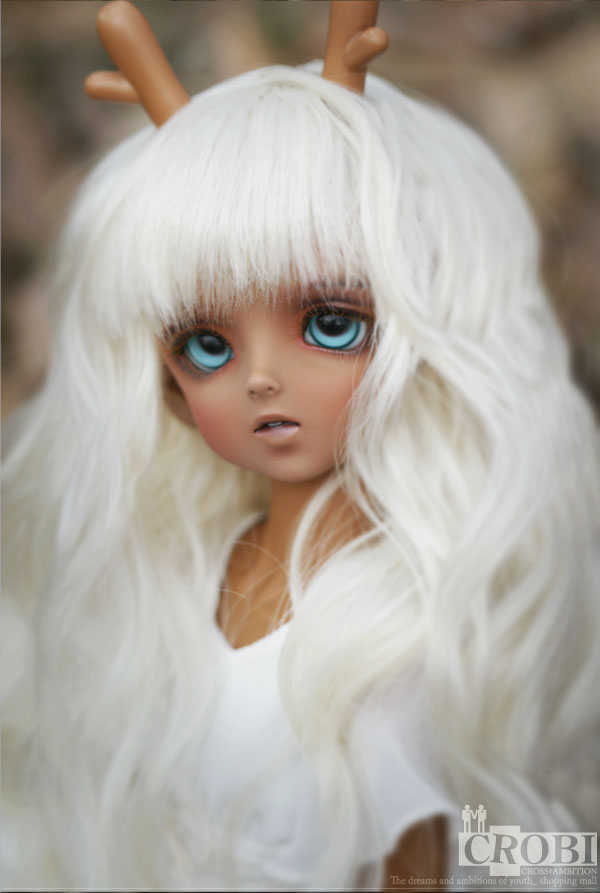 1/4 scale BJD lovely kid cute BJD/SD human body Crobi Marisol Resin figure doll DIY Model Toys.Not included Clothes,shoes,wig