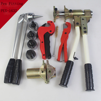 Pipe expansion tool crimping Pex Fitting tool PEX 1632 Range 16 32mm used for REHAU Fittings well received Rehau Plumbing Tool