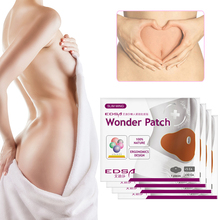 5pcs Wonder Slimming Patch Belly Abdomen Weight Loss Fat Burning Slim Patc Cellulite Remove