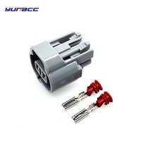 5 ensembles 2.0mm 2pin auto injecteur connecteur Sumitomo plug kit pour toyota nouveau 6189-0031