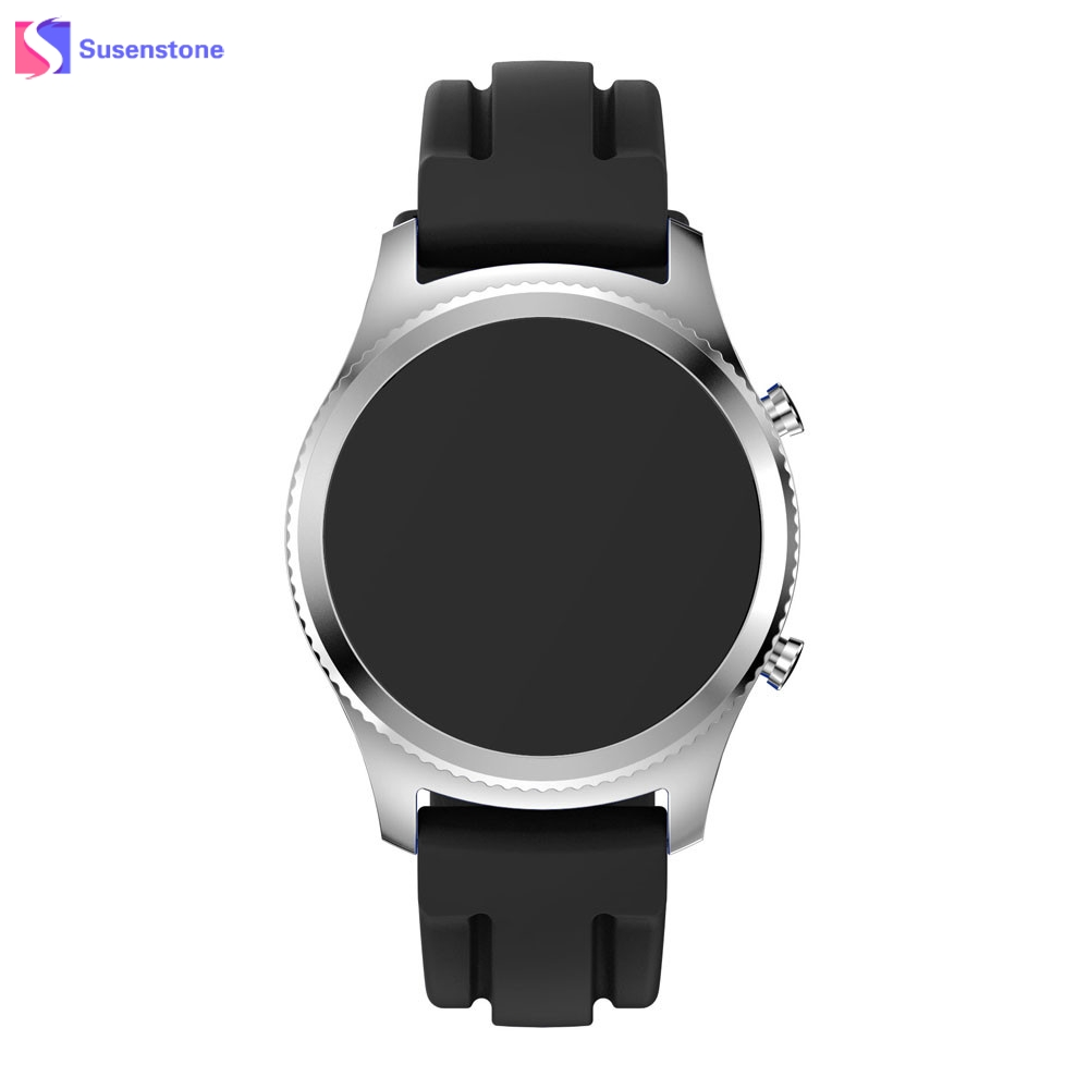 New Fashion Style Silicone Rubber Bracelet Strap Watch Band For Samsung Gear S3 Classic Watchband Hot Sale city water slide large outdoor inflatable recreation 15 m long playing in summer water park relieve summer heat slide the city