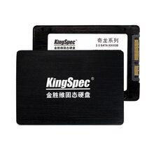 Kingspec 7มิลลิเมตร/9.5มิลลิเมตรโลหะ2.5นิ้วSSD HDฮาร์ดดิสก์ไดรฟ์ภายใน64กิกะไบต์SSD SATA3 6กิกะไบต์/วินาทีด้วยความเร็วสูงสำหรับแล็ปท็อปพีซีแอนด์สก์ท็อป