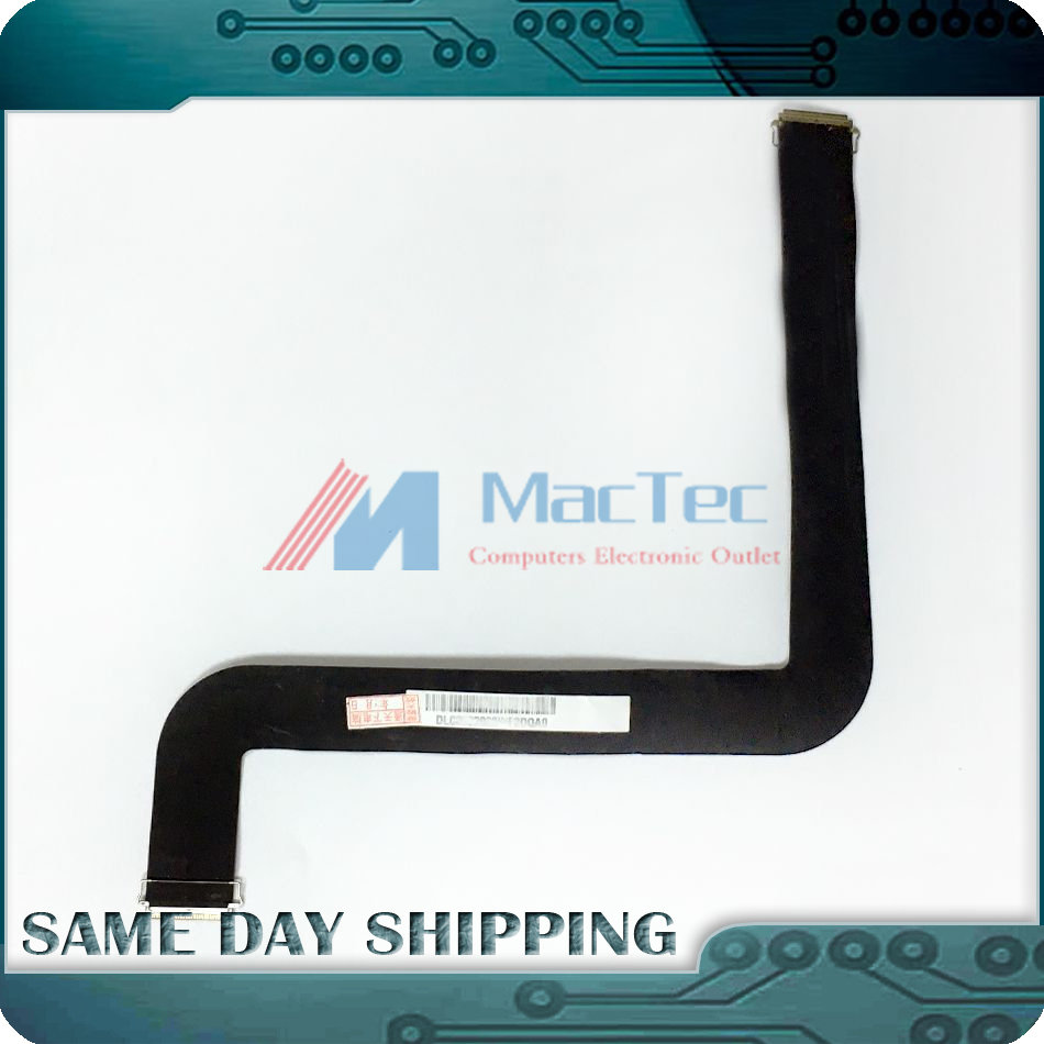 NEW Original 923-0308 DisplayPort Cable LCD eDP for Apple iMac 27 A1419 2012 2013 Year MD095 MD096 ME088 ME089