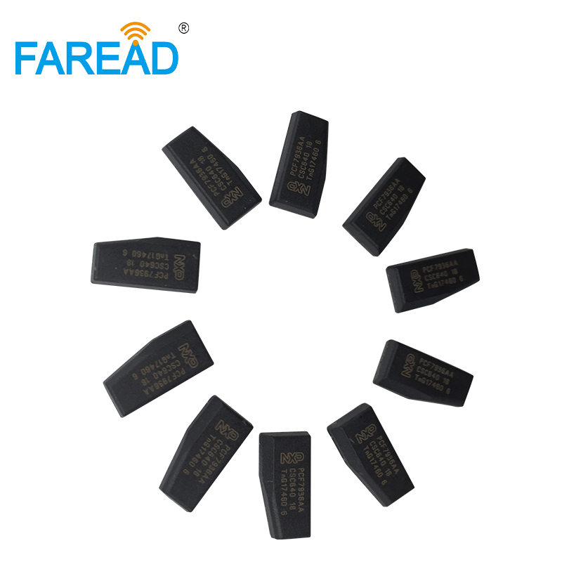 Free Shipping X50pcs Transponder Chip IC Car Key Original PCF7936 / PCF7936AS
