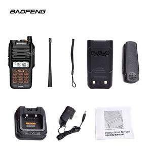 Image 4 - Baofeng للماء UV 9R تخاطب اسلكية 8 W UHF/VHF اسلكية تخاطب مجموعة 5 كجم cb راديو المزدوج الفرقة المحمولة UV9R هام اتجاهين راديو