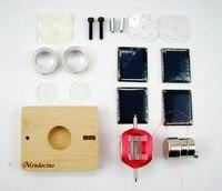 DIY Mendocino Motor KITS magnetic suspension Solar toy Scientific toy