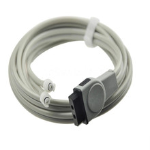 NIBP Dual tube for GE Marqutte Dash Eagle Solar Monitor,Male to Female Cuff Connector NIBP Extension hose tube use for 11pin ge eagle solar dash tram datex ohmed ecg machine the 416035 001 cable ekg 10 lead the aha snap leadwires set