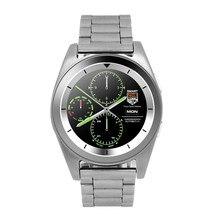 Original N° 1 G6 Reloj Inteligente Bluetooth 4.0 Monitor Del Ritmo Cardíaco Gimnasio Rastreador de Llamadas SMS Recordatorio Cámara Remoto para Android iOS