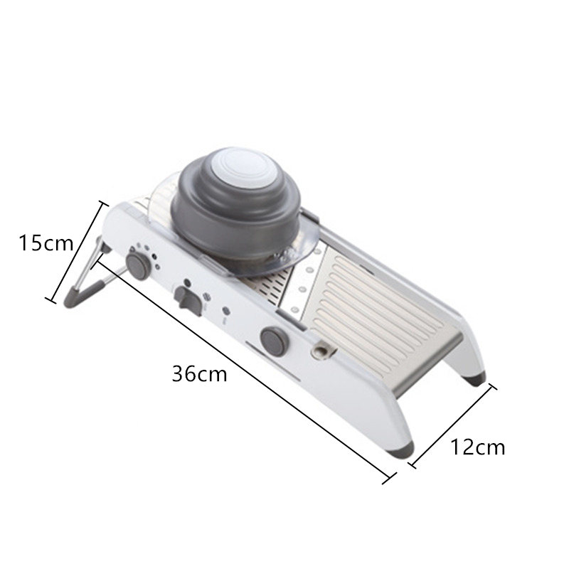 18 Types Use Slicer Vegetable Cutter Stainless Steel Multifunctional Fruit Onion Potato Cutter Chopper Kitchen Gadgets