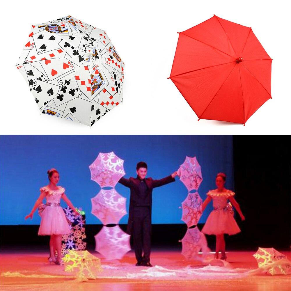 Manipulation Umbrella Vest Belt Stage Magic Tricks Props Toys Professional Magician
