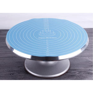 Table-Mat Placemat Bake-Tools Cooking-Mat Kitchen-Accessories Cake Round Silicone Multifunction