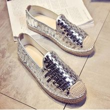8ae875a475 Buy bling espadrille and get free shipping on AliExpress.com