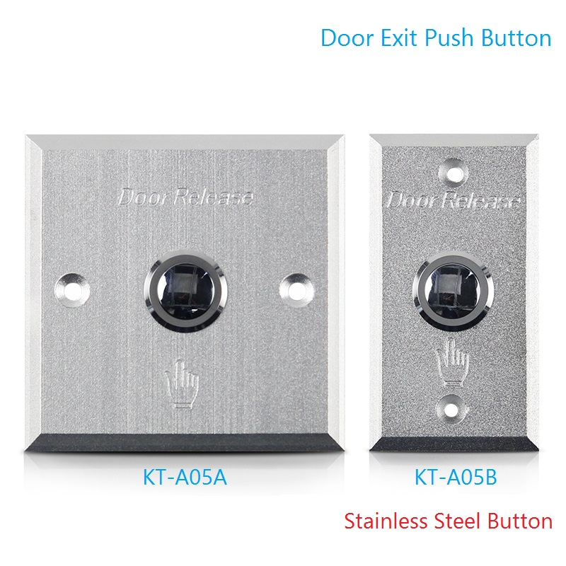 Door Exit Push Button Stainless Steel Sealed Contact Button Aluminum Alloy Panel Door Access Control Release Switch lpsecurity stainless steel door access control led backlit led illuminated push button door lock release exit button switch