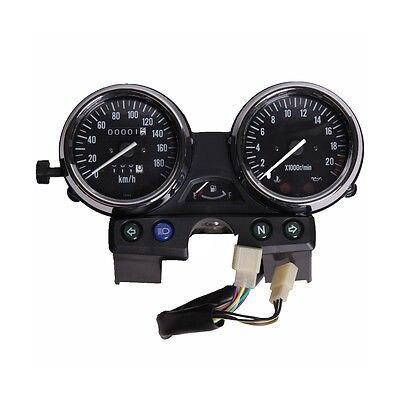 Black Speedometer Gauge Tachometer For Clocks Kawasaki BALIUS II 250 1997-2007 Free Shipping
