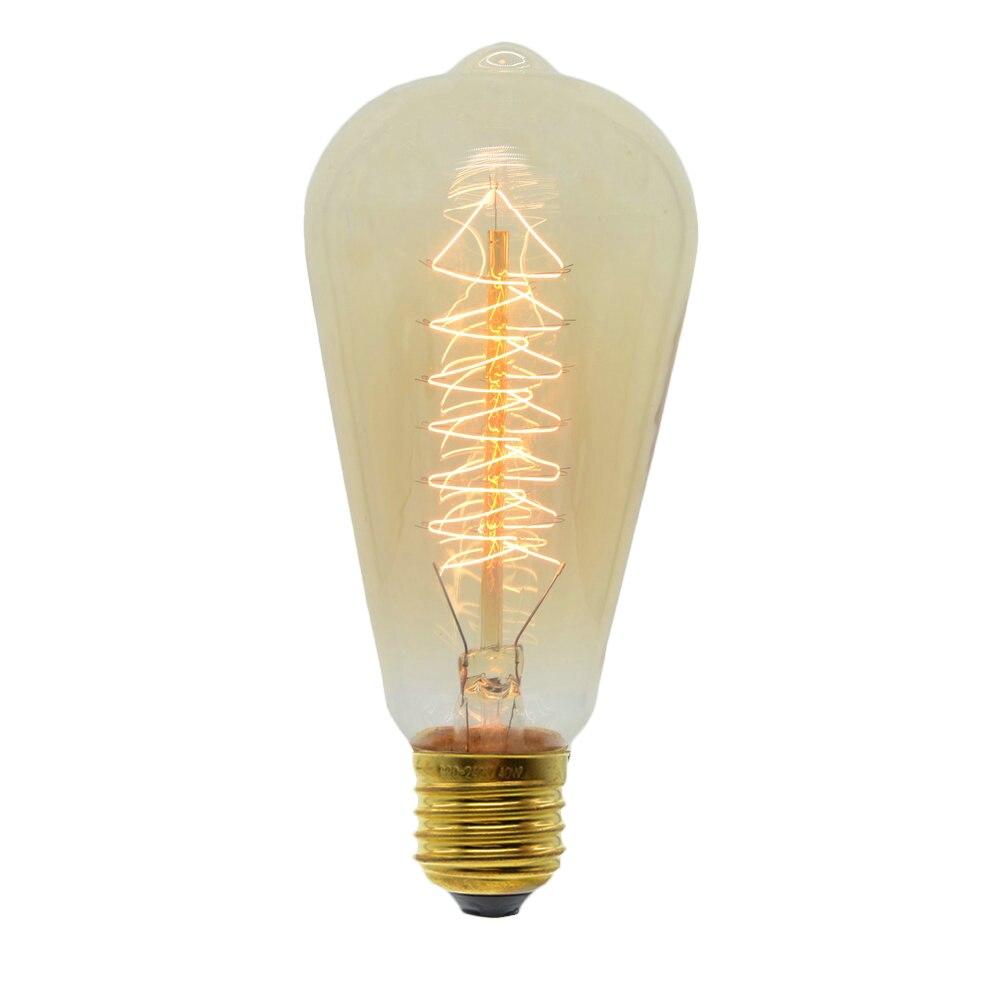 Buy Incandescent Vintage Bulb 40w 220v
