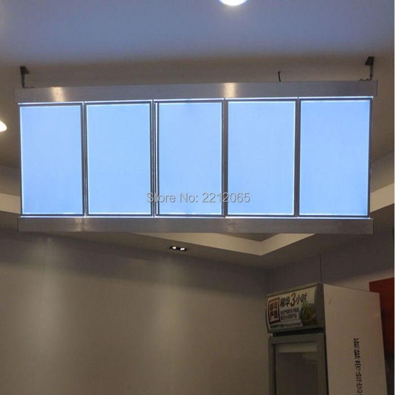 restaurant light boxes