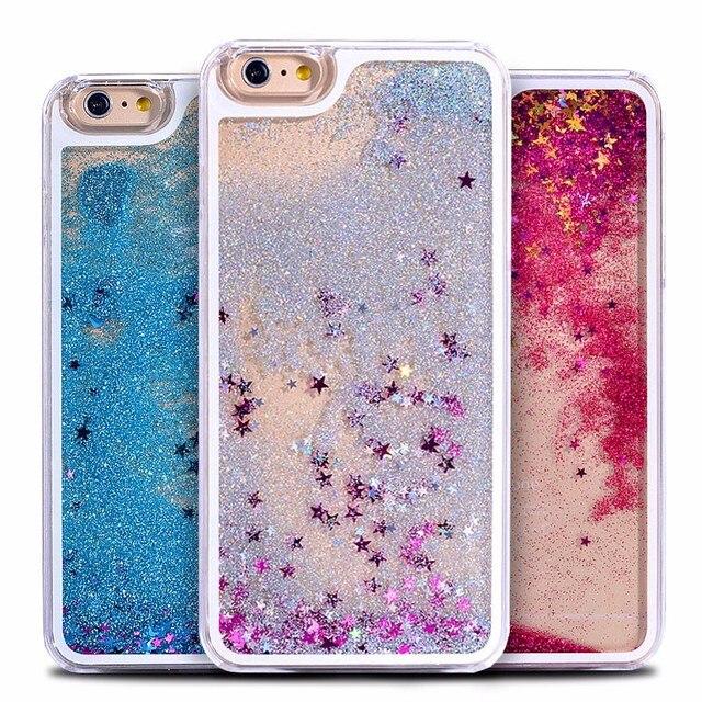 pink iphone 6 case glitter