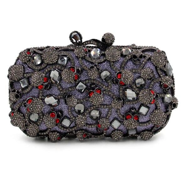 flower evening bag day clutch mini chain small explosion-proof pearl rhinestone flower female bags wedding bridal handbag
