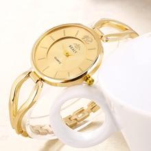 Women Watches Shell Face Luxury Bracelet Lady Fashion Dress Rose Gold Charming C