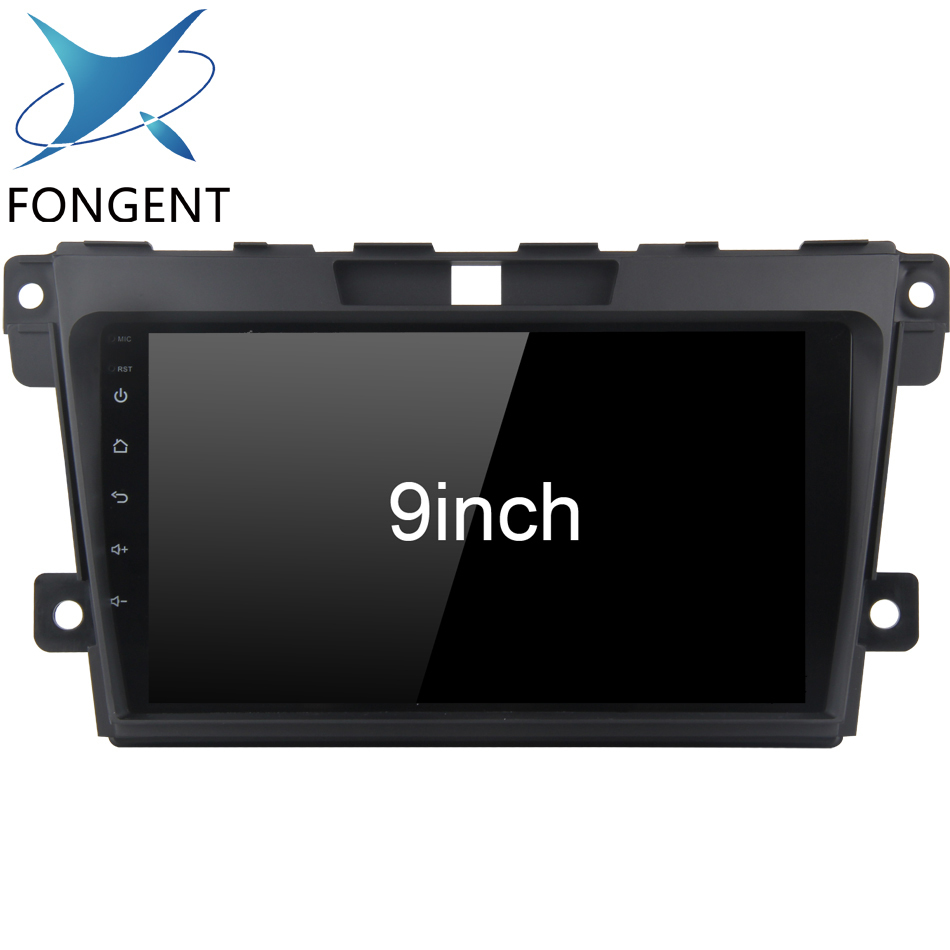 for Mazda CX7 CX-7 2008 2009 2010 2011 2012 2013 2014 2015 car Multimedia Player Android 8.0 Unit GPS Glonass Navigation Map PC цена