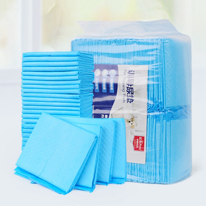 5 Size Pet Diaper Super Absorbent Dog Training Pee Pads Healthy Clean Dog Pads Disposable Dog Diaper Puppy Training Pad