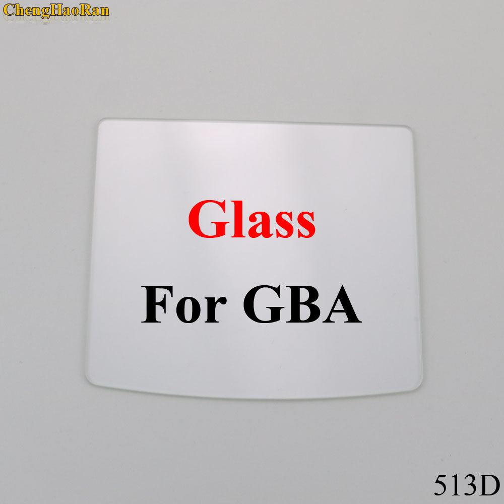 Image 3 - ChengHaoRan 4 models Clear Glass Material Screen Lens for Game boy Color GB/GBA/GBC/GBA SP Game Console replacement repair parts-in Replacement Parts & Accessories from Consumer Electronics