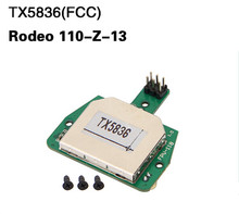 Walkera Rodeo 110 FPV Racing Drone Replacement Rodeo 110 Z 13 TX5836 FCC transmitter