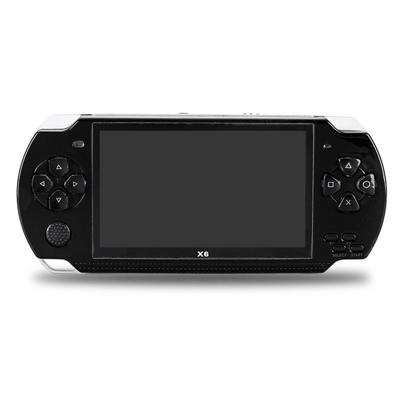 Image 2 - Powkiddy 4.3 Inch Retro Handheld Game Console 8Gb Portable Video Game Built In Free Classic Games Support Photo Recording Txt-in Handheld Game Players from Consumer Electronics